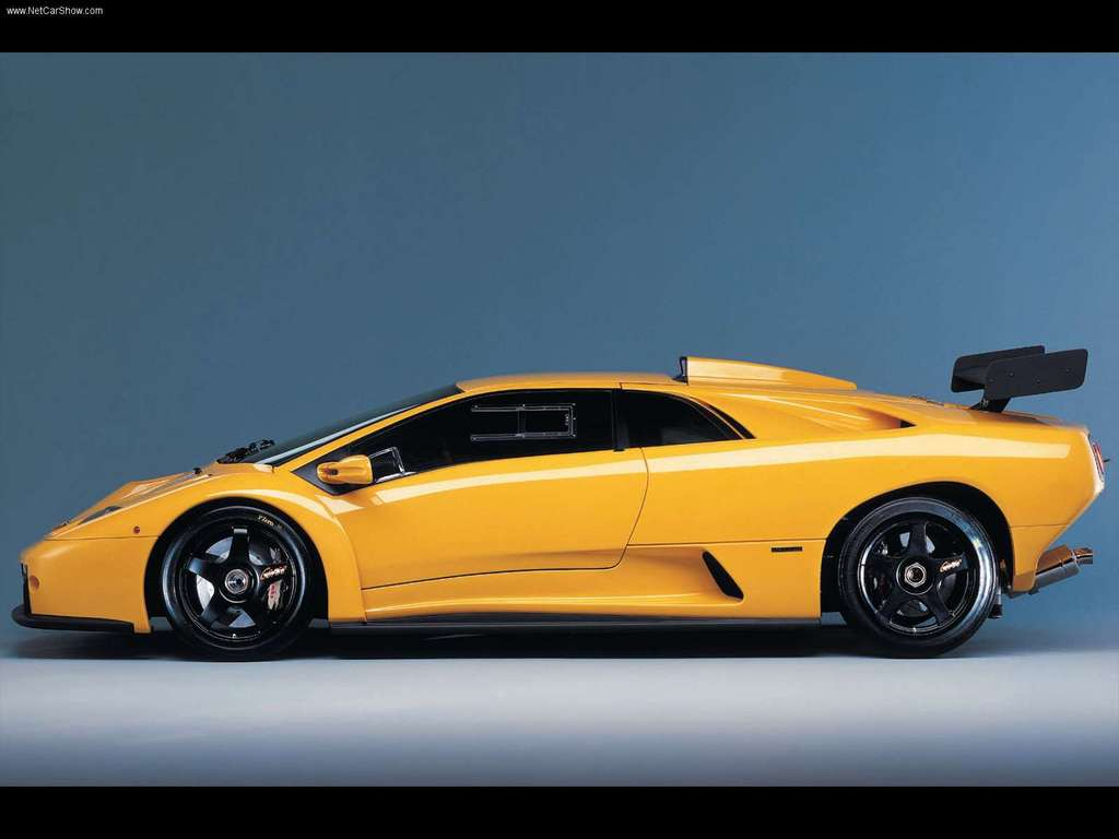 Lamborghini Diablo Sv Gtr