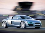 Audi Le Mans Quattro Concept Wallpapers