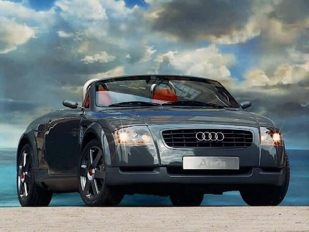 Audi Tt Roadster Wallpapers By Cars Wallpapersnet