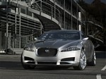 Jaguar C XF Concept Wallpapers