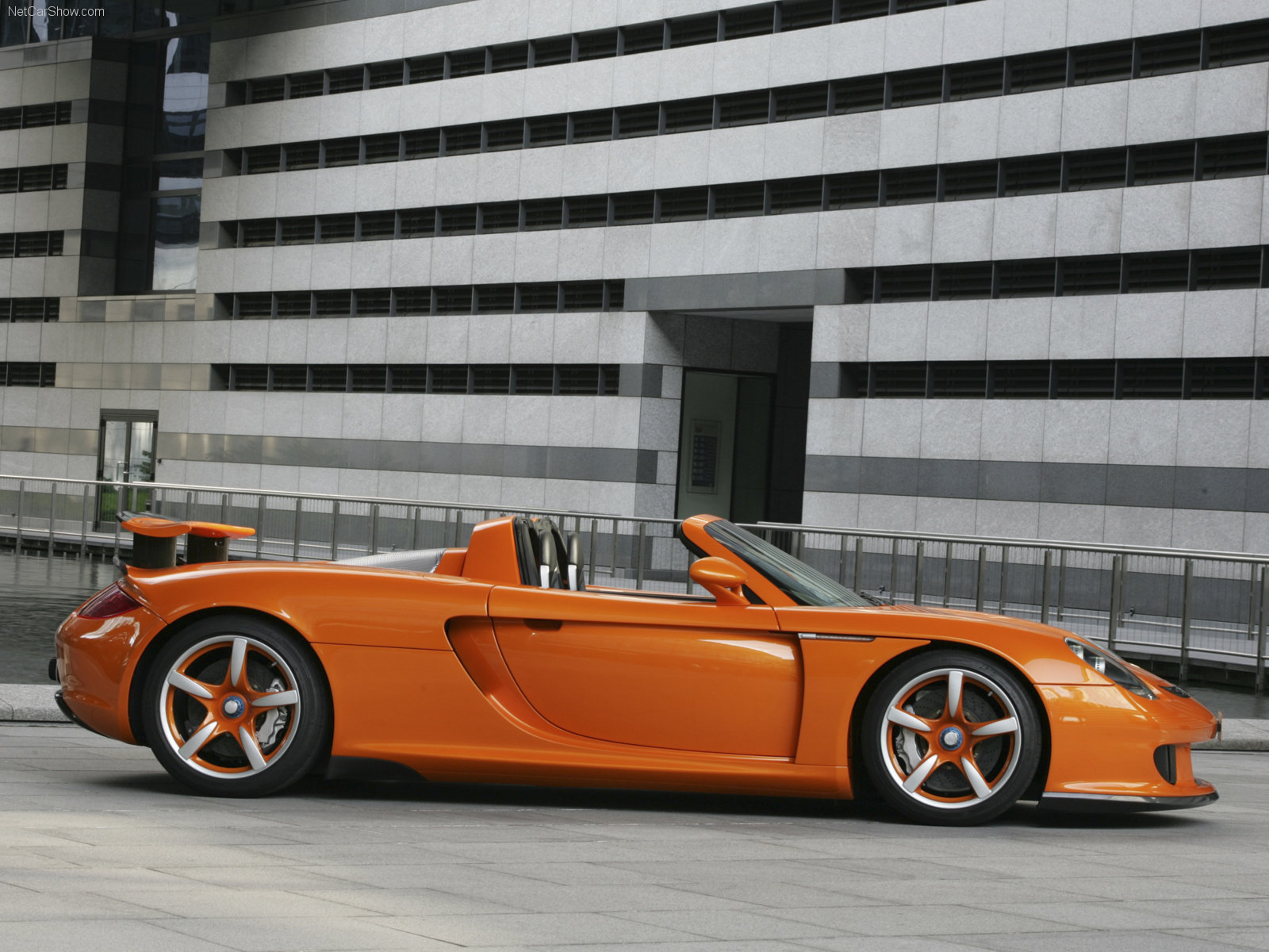 Porsche Carrera GT 2007 Wallpapers